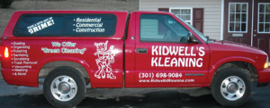 House Cleaning Services in Frederick | Kidwell's Kleaning