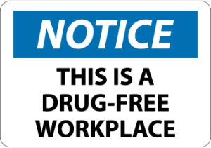 drug-free_workplace_sign